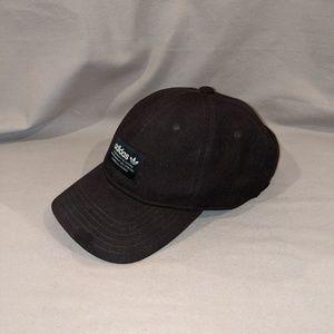 Adidas Originals Pique Precurve Cap Hat Black